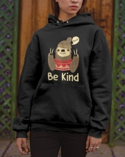 Be Kind Hooded Sweatshirt apparel-hooded-sweatshirt-lifestyle-front-03