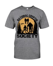 National Cryptid Society Classic T-Shirt front