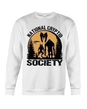National Cryptid Society Crewneck Sweatshirt thumbnail