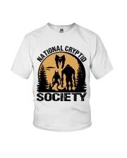 National Cryptid Society Youth T-Shirt thumbnail