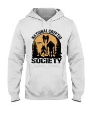 National Cryptid Society Hooded Sweatshirt thumbnail