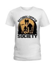 National Cryptid Society Ladies T-Shirt thumbnail
