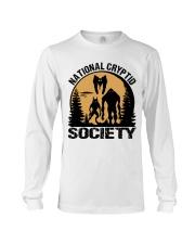 National Cryptid Society Long Sleeve Tee thumbnail
