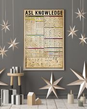 ASL Knowledge 11x17 Poster lifestyle-holiday-poster-1