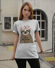 Slow Down Classic T-Shirt apparel-classic-tshirt-lifestyle-19