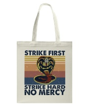 Strike First Tote Bag thumbnail