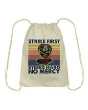 Strike First Drawstring Bag thumbnail