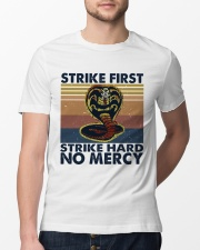 Strike First Classic T-Shirt lifestyle-mens-crewneck-front-13