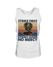 Strike First Unisex Tank thumbnail