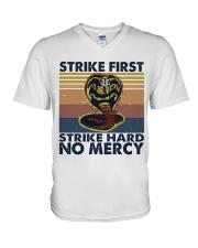 Strike First V-Neck T-Shirt thumbnail