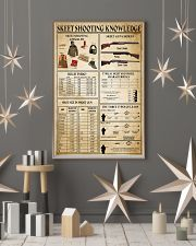 Skeet Shooting Knowledge 11x17 Poster lifestyle-holiday-poster-1