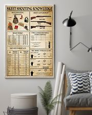 Skeet Shooting Knowledge 11x17 Poster lifestyle-poster-1