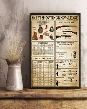 Skeet Shooting Knowledge 11x17 Poster lifestyle-poster-3
