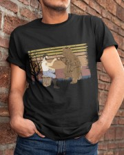 Beard Funny Classic T-Shirt apparel-classic-tshirt-lifestyle-26
