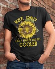 Bee Dad Like A Regular Dad Classic T-Shirt apparel-classic-tshirt-lifestyle-26