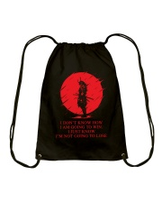 Samurai Drawstring Bag thumbnail