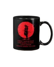 Samurai Mug thumbnail