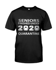 Senior 2020 Classic T-Shirt front