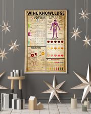 Wine Knowledge 11x17 Poster lifestyle-holiday-poster-1