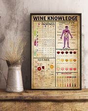 Wine Knowledge 11x17 Poster lifestyle-poster-3