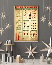 Red Wine Knowledge 11x17 Poster lifestyle-holiday-poster-1