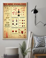 Red Wine Knowledge 11x17 Poster lifestyle-poster-1