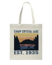 Camp Crystal Lake Tote Bag thumbnail