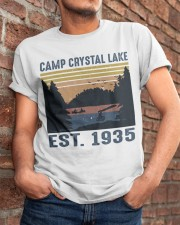 Camp Crystal Lake Classic T-Shirt apparel-classic-tshirt-lifestyle-26