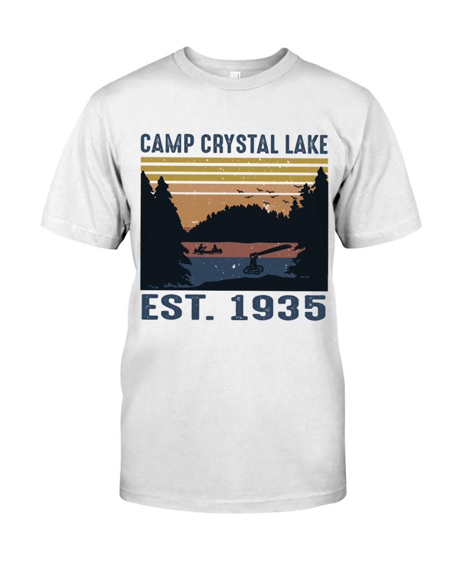 Camp Crystal Lake Classic T-Shirt
