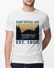 Camp Crystal Lake Classic T-Shirt lifestyle-mens-crewneck-front-13