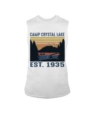 Camp Crystal Lake Sleeveless Tee thumbnail