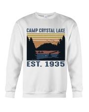 Camp Crystal Lake Crewneck Sweatshirt thumbnail