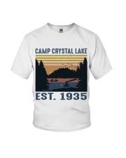 Camp Crystal Lake Youth T-Shirt thumbnail
