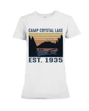 Camp Crystal Lake Premium Fit Ladies Tee thumbnail