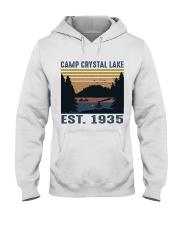 Camp Crystal Lake Hooded Sweatshirt thumbnail