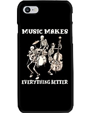 Music Makes Everything Better Phone Case thumbnail