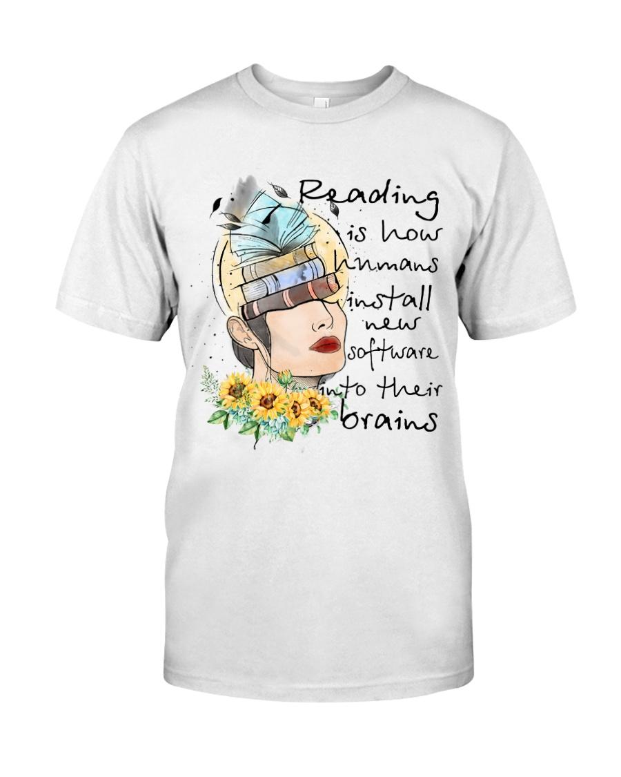 Love Reading Classic T-Shirt