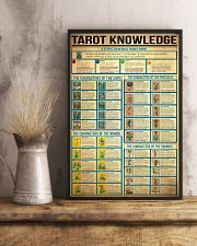 Tarot Knowledge 11x17 Poster lifestyle-poster-3