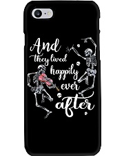 And They Lived Happily Phone Case thumbnail