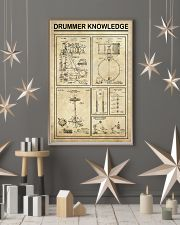 Drummer Knowledge 11x17 Poster lifestyle-holiday-poster-1