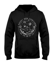 It Is On My List Hooded Sweatshirt thumbnail