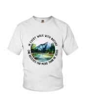 In Every Walk With Nature Youth T-Shirt thumbnail