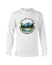 In Every Walk With Nature Long Sleeve Tee thumbnail