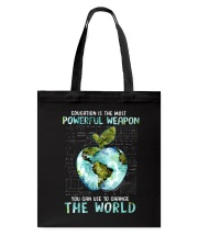 Powerful Weapon Tote Bag thumbnail