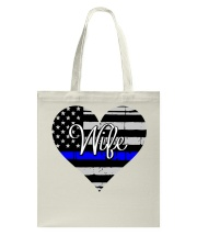 Wife Police Tote Bag thumbnail