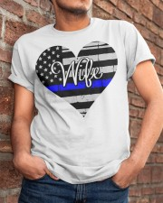 Wife Police Classic T-Shirt apparel-classic-tshirt-lifestyle-26