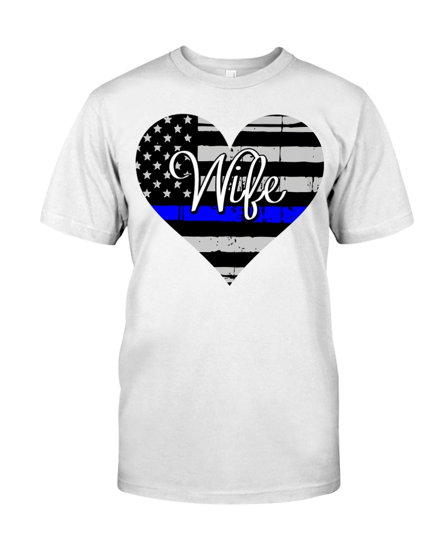Wife Police Classic T-Shirt