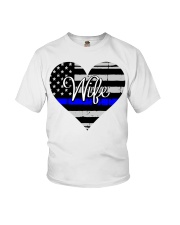 Wife Police Youth T-Shirt thumbnail