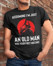 I'm Just An Old Man Classic T-Shirt apparel-classic-tshirt-lifestyle-26