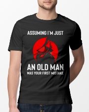I'm Just An Old Man Classic T-Shirt lifestyle-mens-crewneck-front-13